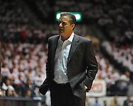 "Ole Miss vs. Kentucky head coach John Calipari at the C.M. ""Tad"" Smith Coliseum on Tuesday, January 29, 2013."