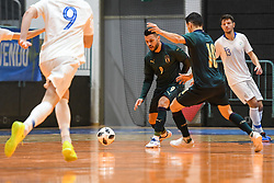 Marcelo Padilha Goncalves of Italy during futsal friendly match between National teams of Slovenia and Italy, on December 3, 2019 in Maribor, Slovenia. Photo by Milos Vujinovic / Sportida