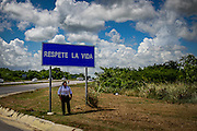 This portfolio of single images is a collection of my personal work documenting the everyday rural life in the region of La Altagracia, near the all inclusive touristic area of Punta Cana
