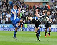 Wigan Athletic v Tottenham Hotspur 270413