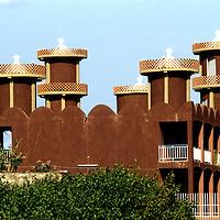 Afro-Brazilian Mosque, Nigeria