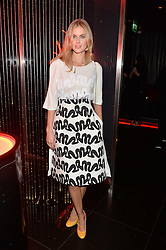 DONNA AIR at Rock The Empire - a party hosted by Alexa Chung to celebrate the launch of W Beijing - Chang'an held at the Wyld Bar, W London, Leicester Square, London on 19th February 2015.