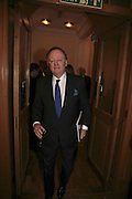 Andrew Parker Bowles, Reception and auction of Wildlife and Sporting Art in aid of the game Conservancy Trust. Christie's. King St. London W1. 12 December 2006. ONE TIME USE ONLY - DO NOT ARCHIVE  © Copyright Photograph by Dafydd Jones 248 CLAPHAM PARK RD. LONDON SW90PZ.  Tel 020 7733 0108 www.dafjones.com