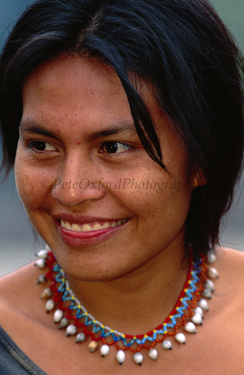 Machiguenga Indian<br />