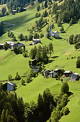 July 21, 2019 - Mountain Village In Dolomites, Italy (Credit Image: © Bilderbuch/Design Pics via ZUMA Wire)