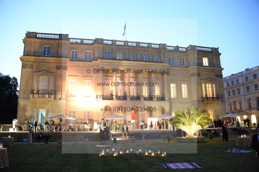 Lancaster House at The Animal Ball in aid of The Elephant Family held at Lancaster House, London on 9th July 2013.