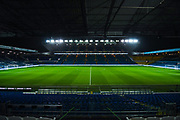 A general view of Elland Road during the EFL Sky Bet Championship match between Leeds United and Hull City at Elland Road, Leeds, England on 10 December 2019.