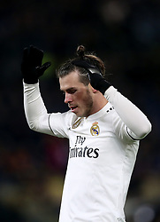 November 27, 2018 - Rome, Italy - AS Roma v FC Real Madrid : UEFA Champions League Group G.Gareth Bale of Real Madrid at Olimpico Stadium in Rome, Italy on November 27, 2018. (Credit Image: © Matteo Ciambelli/NurPhoto via ZUMA Press)