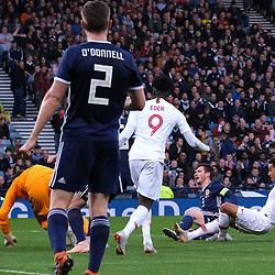 Scotland v Portugal, Friendly, 14 October 2018