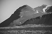 Iceland, B&W