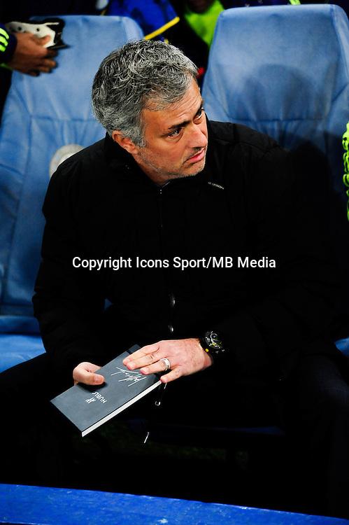Jose MOURINHO - 11.03.2015 - Chelsea / Paris Saint Germain - 1/8Finale retour Champions League<br /> Photo : Dave Winter / Icon Sport