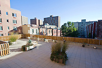 Roof Deck at 330 West 145th St