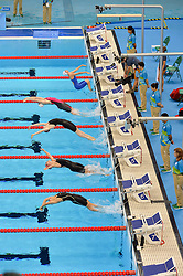 Swimming at Rio 2016 Paralympic Games, Brazil