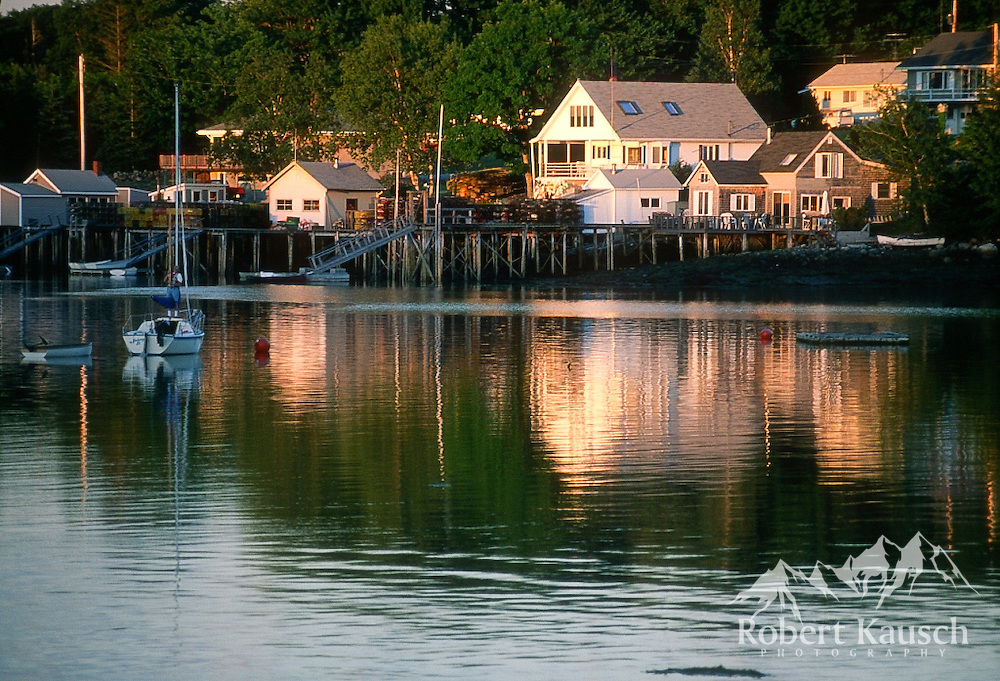 Sunset on St. Johns Bay