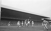 All Ireland Senior Football Championship Final, Kerry v Roscommon, Kerry 1-12 Roscommon 1-6, 23.09.1962, 09.23.1962, 23rd September 1962, 23091962AISFCF, .It was anyones ball in this match in the second half but Roscommon's B Kyne and J Kelly were well in for an all out effort near Kerry's goal end, ..Referee E Moules (Wicklow),.Captain  S g Sheehy,..Attendance: 75,771,
