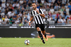 August 13, 2017 - Rome, Italy - Mehdi Benatia of Juventus during the Italian Supercup Final match between Juventus and Lazio at Stadio Olimpico, Rome, Italy on 13 August 2017. (Credit Image: © Giuseppe Maffia/NurPhoto via ZUMA Press)