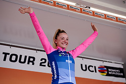Stage winner, Chiara Consonni (ITA) at Boels Ladies Tour 2019 - Stage 5, a 154.8 km road race from Nijmegen to Arnhem, Netherlands on September 8, 2019. Photo by Sean Robinson/velofocus.com