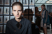 At the CG show at La Sirena during NYFW 2016.<br /> <br /> Photo by Danny Ghitis for The New York Times