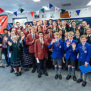 Presbyterian Church School Students: Thursday 22 September 2016