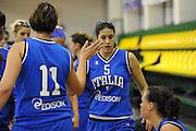 Chieti 22 gennaio 2013<br /> Amichevole<br /> Italia femminile Chieti<br /> nella foto: maddalena gaia gorini<br /> foto Ciamillo