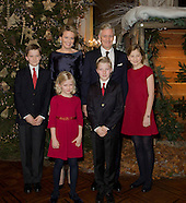 Belgium Royal Family attend Christmas Concert, Brussels 16-12-2015