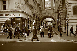UK ENGLAND LONDON 23NOV11 - Street scene on Piccadilly in the West End, central London.....jre/Photo by Jiri Rezac....© Jiri Rezac 2011