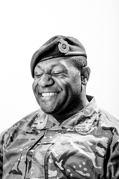 Ajay Layton, Army - Royal Engineers, Sapper, Combat Signaler, 2010 - present