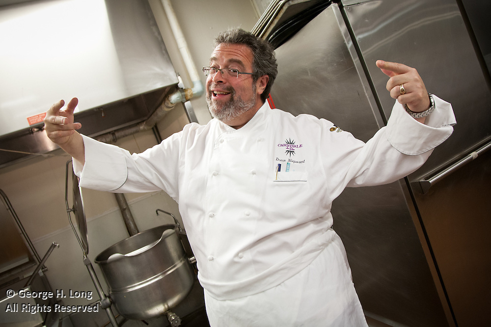 Chef Drew Nieporent; Ella Brennan Lifetime Achievement in Hospitality Award Dinner honoring Chef Paul Prudhomme; New Orleans Wine & Food Experience