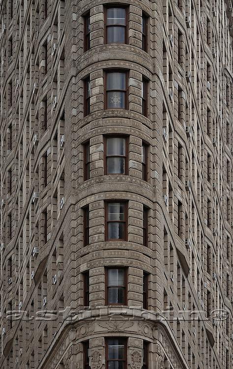 Windows of The Flatiron Building