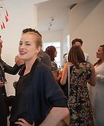 MAT COLLISHAW; POLLY MORGAN, Pilar Ordovas hosts a Summer Party in celebration of Calder in India, Ordovas, 25 Savile Row, London 20 June 2012