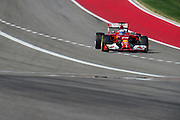 October 30-November 2 : United States Grand Prix 2014, Fernando Alonso (SPA), Ferrari
