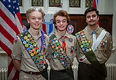 2019-02-02 Eagle Scout ceremony (Sylvain De Gelder)