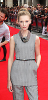 Agata Buzek, Hummingbird World Film Premiere, Odeon West End cinema Leicester Square, London UK, 17 June 2013, (Photo by Richard Goldschmidt)