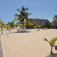 Posada Tortuga Lodge en la Playa Miami en el Parque Nacional Laguna de Tacarigua. Edo. Miranda, Venezuela. Tacarigua, 21 de Mayo del 2012. Jimmy Villalta