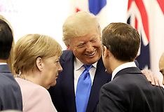 G20 Summit - 30 June 2019