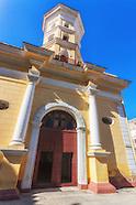 Iglesia Nuestra Señora de Montserrat, Havana Centro, Cuba.