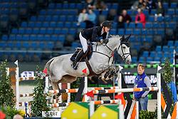 Staut Kevin, FRA, Tolede de Mescam<br /> JIM Maastricht 2019<br /> CSI4* Van Mossel Prix<br /> © Hippo Foto - Dirk Caremans<br />  09/11/2019