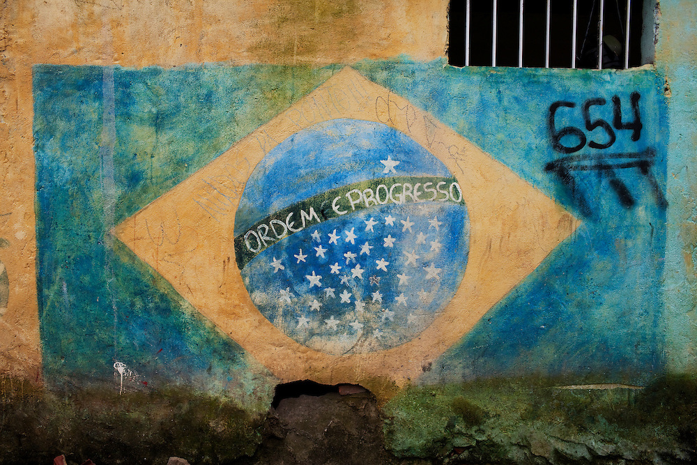 Favela São Rafael, Guarulhos, Brazil.