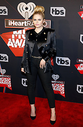 Alli Simpson at the 2017 iHeartRadio Music Awards held at the Forum in Inglewood, USA on March 5, 2017.