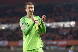 March 21, 2019 - Vienna, Austria - Maciej Szczesny of Poland during the UEFA European Qualifiers 2020 match between Austria and Poland at Ernst Happel Stadium in Vienna, Austria on March 21, 2019  (Credit Image: © Andrew Surma/NurPhoto via ZUMA Press)