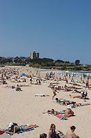 Bondi beach, Sydney, Australia. January 2nd-11th 2007