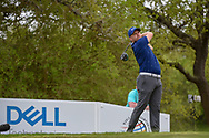 Tom Lewis (ENG) watches his tee shot on 12 during day 2 of the WGC Dell Match Play, at the Austin Country Club, Austin, Texas, USA. 3/28/2019.<br /> Picture: Golffile | Ken Murray<br /> <br /> <br /> All photo usage must carry mandatory copyright credit (© Golffile | Ken Murray)