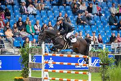 GREVE Willem (NED), Faro<br /> Aachen - CHIO 2019<br /> STAWAG Eröffnungsspringen<br /> Springprüfung (Fehler/Zeit)<br /> 16. Juli 2019<br /> © www.sportfotos-lafrentz.de/Stefan Lafrentz