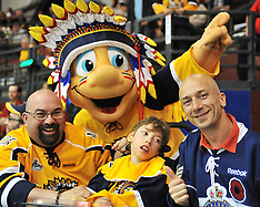 2012 MasterCard Memorial Cup - Thursday May 24 - Shawinigan vs Edmonton