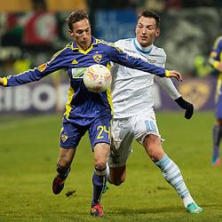 20121206: SLO, Football - UEFA Europa League, NK Maribor vs S. S. Lazio