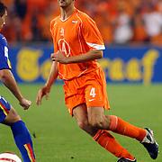 NLD/Eindhoven/20050907 - WK kwalificatiewedstrijd Nederland - Andorra, (4) Barry Opdam