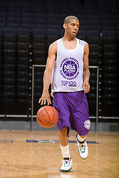 PG C. J. Harris (Winston-Salem, NC / Mount Tabor).  The NBA Player's Association held their annual Top 100 basketball camp at the John Paul Jones Arena on the Grounds of the University of Virginia in Charlottesville, VA on June 18, 2008