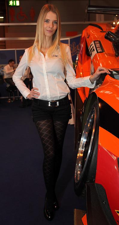 Autosport Exhibition NEC 2012 Birmingham