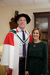 Annual Honorary Conferring Ceremony of the National University of Ireland in the<br />