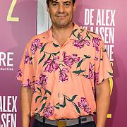 NLD/Amsterdam/20191007 - Premiere van De Alex Klaasen Revue - Showponies 2, Vincent Croiset